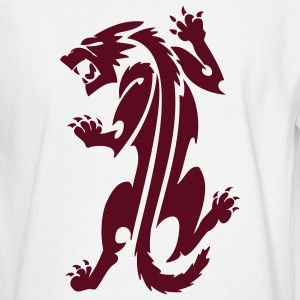 Tribal Tiger - long sleeve - Men's Long Sleeve T-Shirt