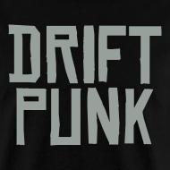 Design ~ Drift Punk Black T-Shirt