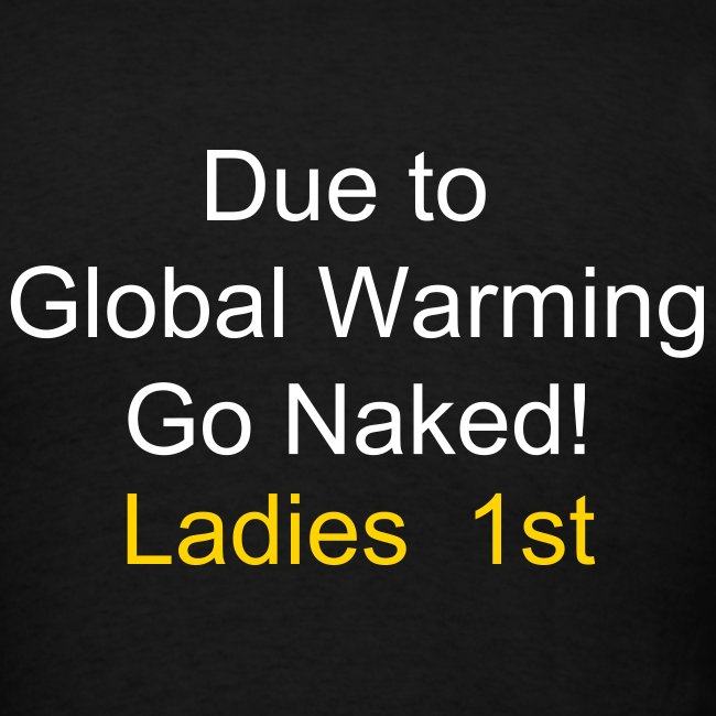 Due to global warning