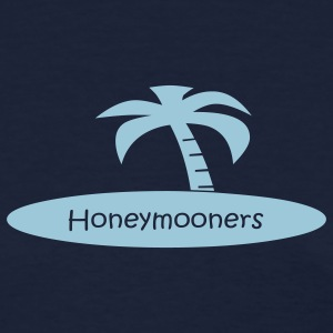 Navy honeymooners Women - Women's T-Shirt