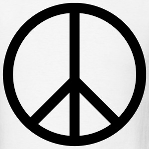 PEACE T-Shirts - Men's T-Shirt