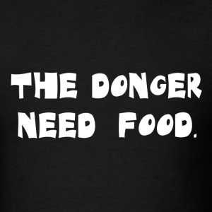 The Donger Dark - Men's T-Shirt