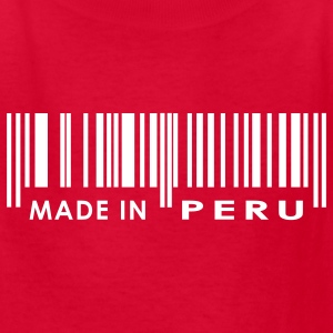 Red Made in Peru Kids & Baby - Kids' T-Shirt