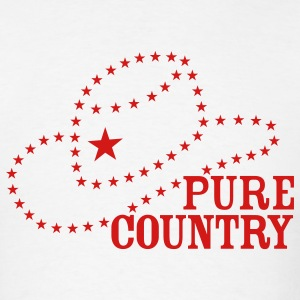 ::PURE COUNTRY:: - Men's T-Shirt