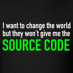 Black World Source Code Men