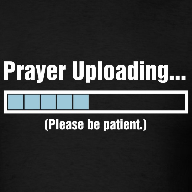 Prayer Uploading