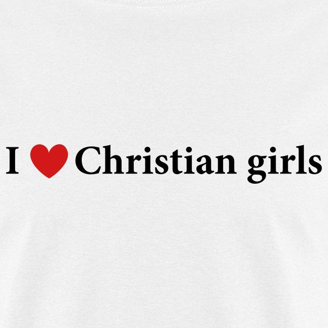 I Love Christian Girls