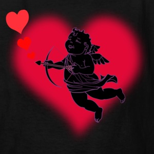 Kids Cupid T-shirt Love Valentines T-shirt - Kids' T-Shirt