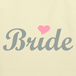 Creme Bride Accessories - Eco-Friendly Cotton Tote
