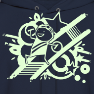 Design ~ Charles GLOW hoodie!