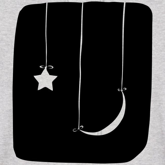 Moon and Star Hoodie