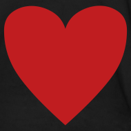 Design ~ I WEAR MY HEART ON MY SLEEVE (Literal) T-Shirt