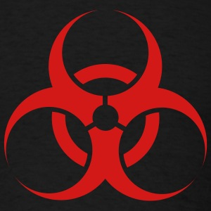 Biohazard t-shirt - Men's T-Shirt
