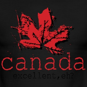 Canada Excellent, eh? - Men's Ringer T-Shirt