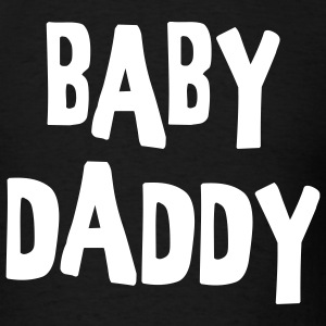 Black Baby Daddy Men - Men's T-Shirt