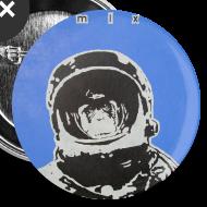 Design ~ Space Chimp Buttons