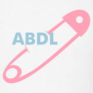 Design ~ ABDL Pride Tee - Men White