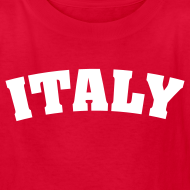 Design ~ Kids Italy, Red