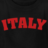 Design ~ Kids Italy, Black