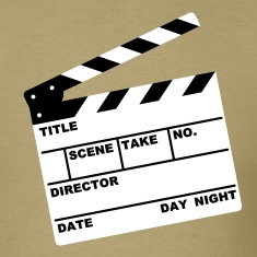 Khaki clapperboard (writable flex) Men
