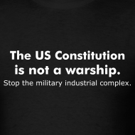 Design ~ The US Constitution is not a warship.