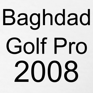 Baghdad Golf Club - Men's T-Shirt