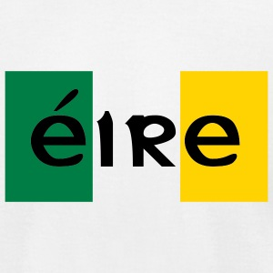 Éire (Ireland) - Men's T-Shirt by American Apparel