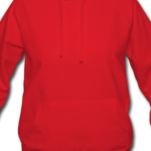 Red Iceland map Men - Women's Hoodie