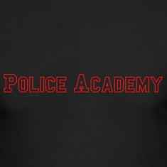 Black Police Academy Men