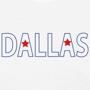 White Dallas Women - Women's T-Shirt