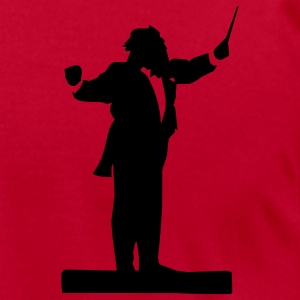 Red Conductor Men - Men's T-Shirt by American Apparel