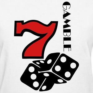 gamble - Women's T-Shirt