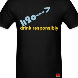 WATER H2O - Men's T-Shirt
