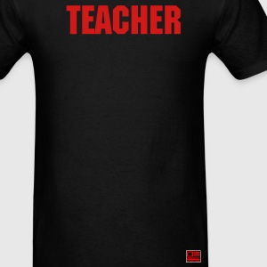 TEACHER  - Men's T-Shirt