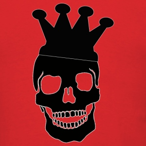 Skull King  - Men's T-Shirt
