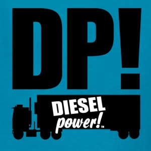 Kids Diesel Power T - Kids' T-Shirt