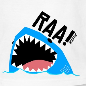 Shark! ladz - Kids' T-Shirt