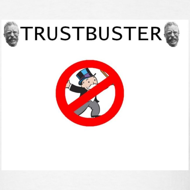 roosevelt trustbuster