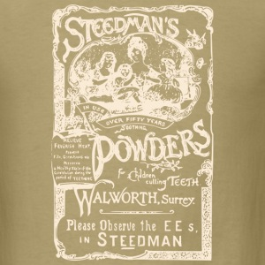 Steedman Powders - Men's T-Shirt