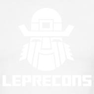 Design ~ Leprecons-RingerT white on Green