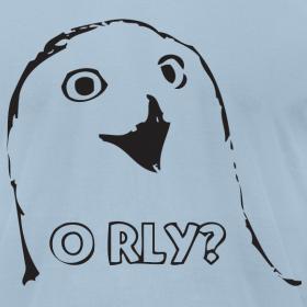 Design ~ ORLY?