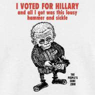 Design ~ I Voted For Hillary