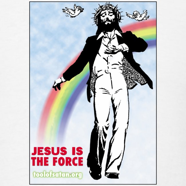 Jesus is the Force!