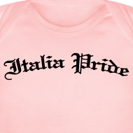 Design ~ Infant Italia Pride Gothic, Pink