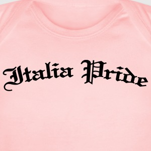 Light pink Italia Pride Gothic Kids & Baby - Short Sleeve Baby Bodysuit
