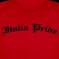 Design ~ Infant Italia PrideGothic , Red