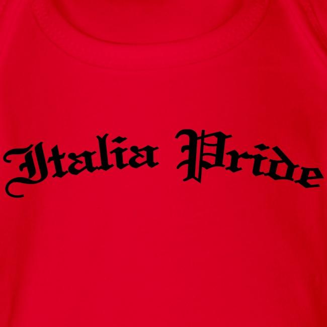 Infant Italia PrideGothic , Red