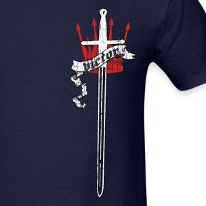 Navy Victor T-Shirts - Men's T-Shirt