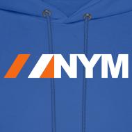 Design ~ NYM Mens Hoodie