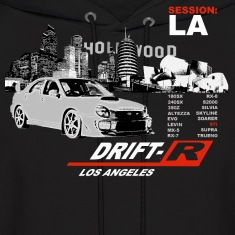 Black Drift-R Los Angeles Men